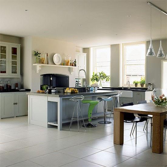 Interior Design Traditional Kitchen: New Home Interior Design: Traditional Kitchen