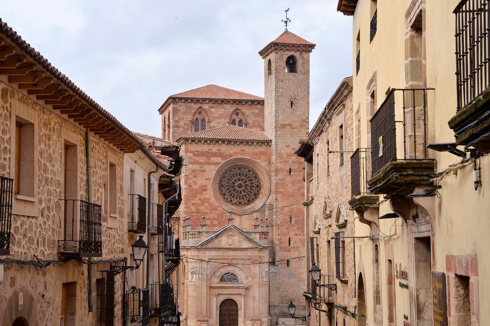 catedral sigüenza guadalajara spain españa