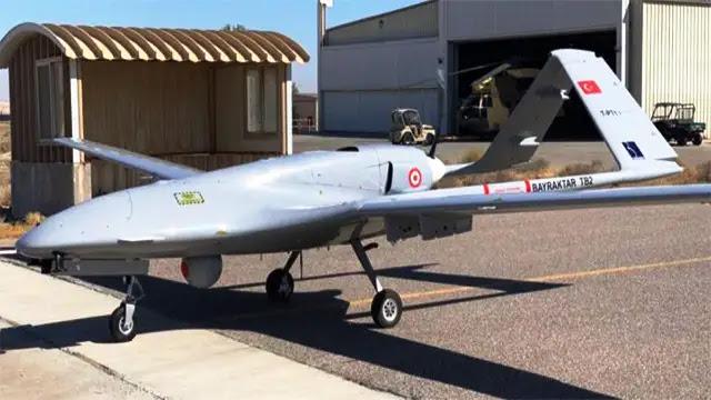 """المغرب يتوصل بطائرات """"درون"""" هجومية جد متطورة صنع تركي"""