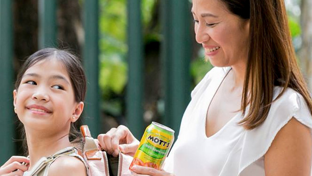 Mott's ambassador Janice Villanueva - Mott's apple juice - health tips for kids - Bacolod mommy blogger