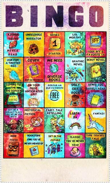 Bingo Literario [Actualización]