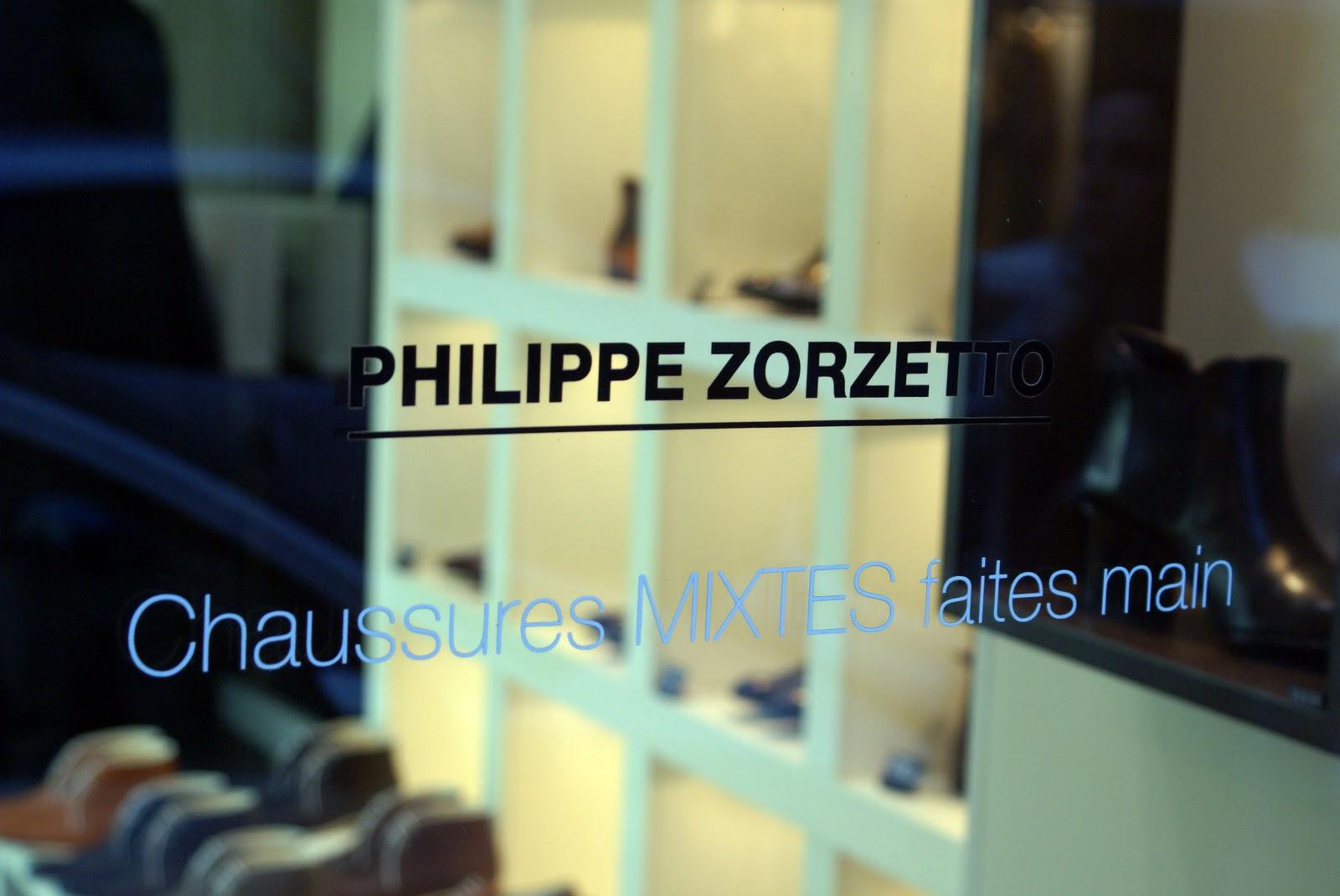 Les garçons aux foulards  A la rencontre du créateur Philippe Zorzetto 41a1dd3f9fba