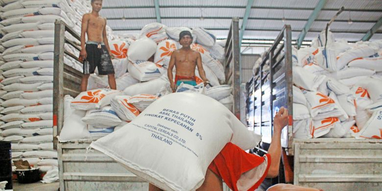Kalangan Ekonom dan Pengamat Pertanyakan Urgensi Kebijakan Impor Beras