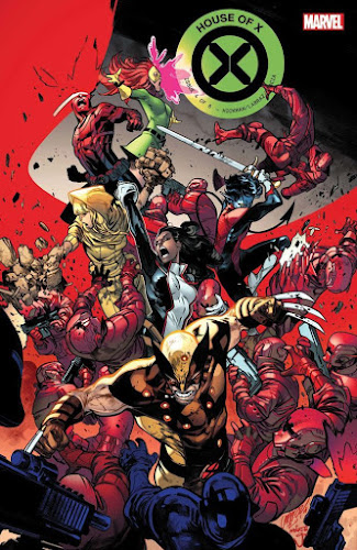 Download All House of X (2019) All Comics By Marvel
