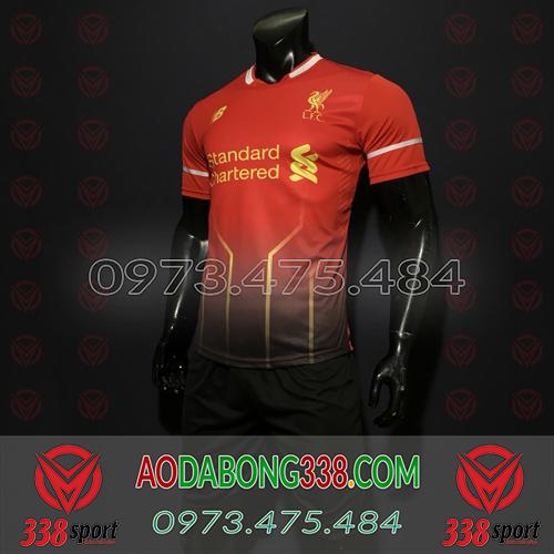 Áo Liverpool Đỏ 2020 Training 14
