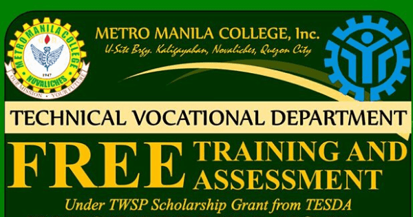 Housekeeping & FBS NCII under TWSP TESDA - FREE TRINING & ASSESSMENT