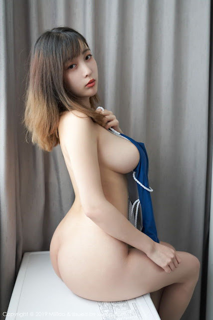 Hot and sexy topless big boobs photos of beautiful busty asian hottie chick Chinese booty model Mei Xu photo highlights on Pinays Finest sexy nude photo collection site.