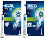 Logo Concorso Desideri Magazine: vinci gratis Spazzolini Oral-B Pro 600