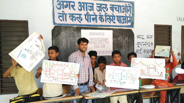 Gourav Work Education Instructor (Gsss Bhattu kalan)