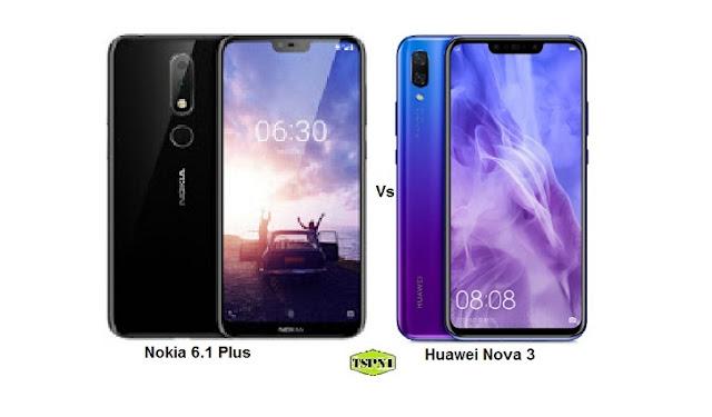 "<img src=""Huawei-Nova-3-Vs-Nokia-6.1-Plus .gif"" alt=""Comparison of Huawei Nova 3 Vs Nokia 6.1 Plus "">"