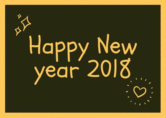 Happy New Year 2018 HD Photos Hindi Shayari Status GIF Images