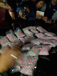 Polda bali Berhasil Menangkap Sindikat Narkoba Terbesar di Bali