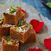 Healthy Mohantal or Chickpea Flour Fudge