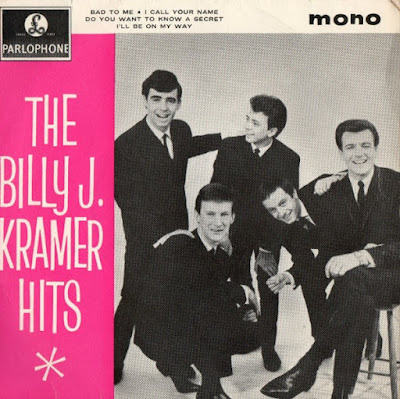 Billy J. Kramer & The Dakotas ‎– The Billy J. Kramer Hits  EP (1963)