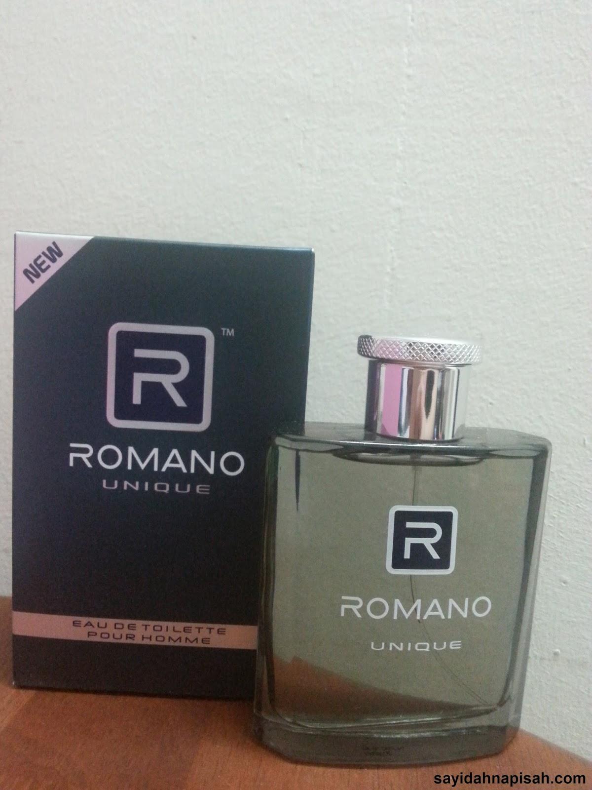 Wangian Moden ROMANO Eau De Toilette - FORCE & UNIQUE