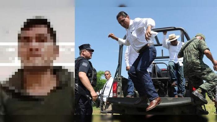 Fui escolta de El Marino líder de Cárteles Unidos en Michoacán, habla Sargento del ejercito, afirma que Silvano los envía a proteger a los rivales del CJNG