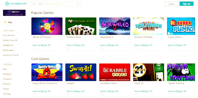 Play free online games & earn real money. earning games.