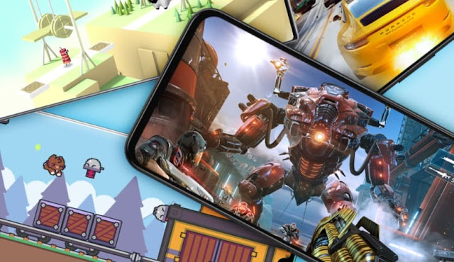 ألعاب أندرويد جديدة على Google Play