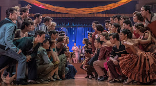 upcoming hollywood romantic movies West side story  image