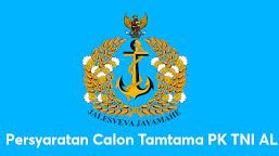 Syarat masuk TNI AL