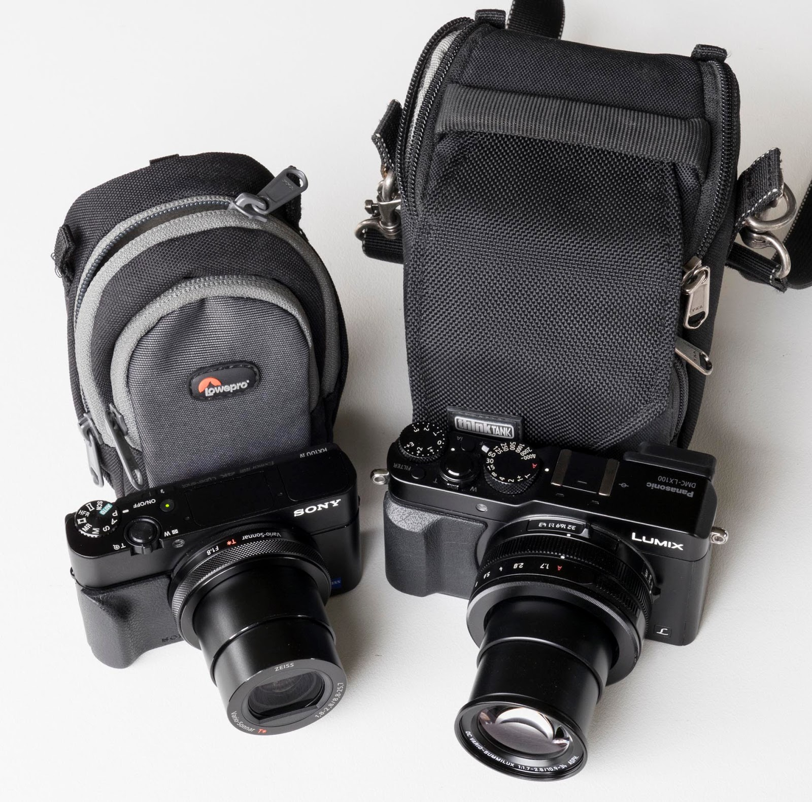 Sony RX100 Mk4 vs Panasonic LX100 Which is the best advanced