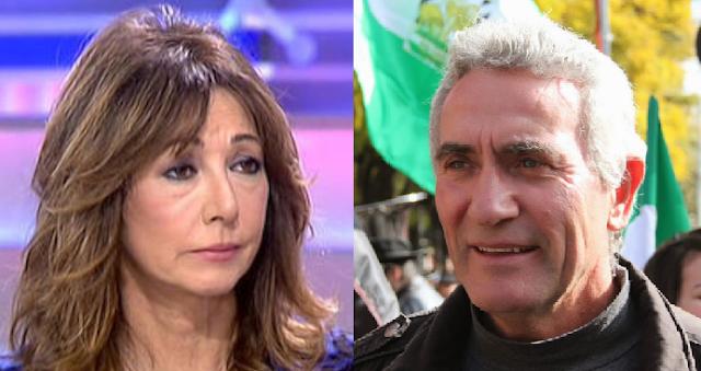 Ana Rosa y Diego Cañamero