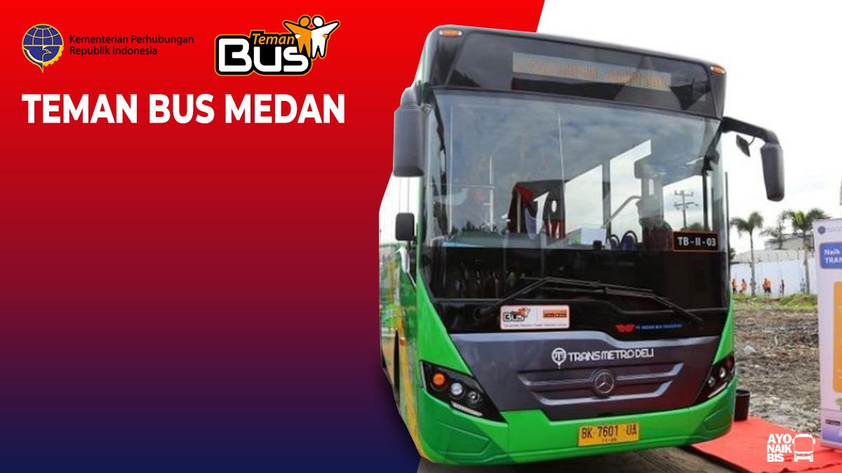 Teman Bus Medan