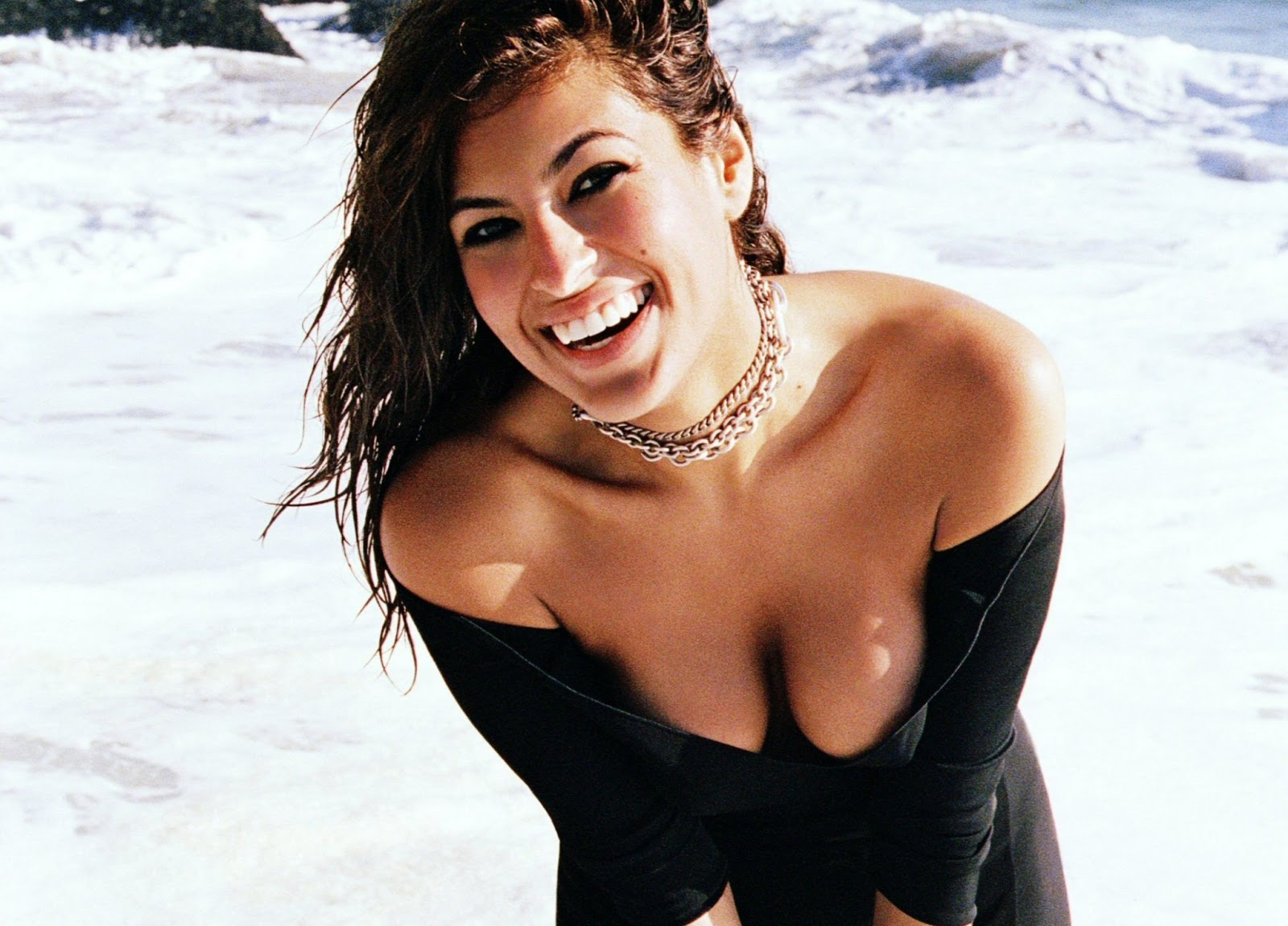 Eva Mendes hot hd wallpapers - HIGH RESOLUTION PICTURES