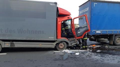 Lezárták az M0-s autóutat Szeged felé baleset miatt