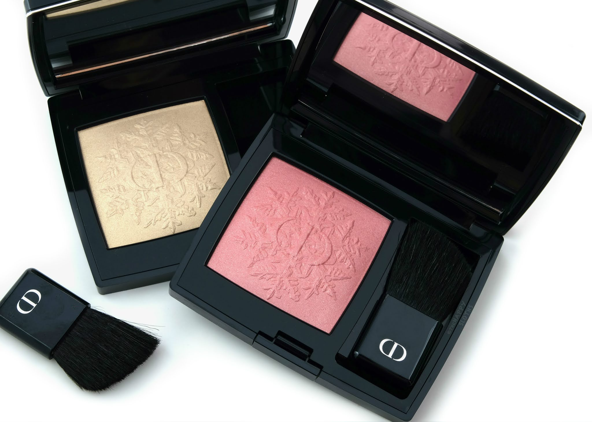 Dior Holiday 2020 | Rouge Blush Golden Nights Powder Blush: Review and Swatches