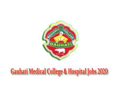 Gauhati Medical College Hospital Logo