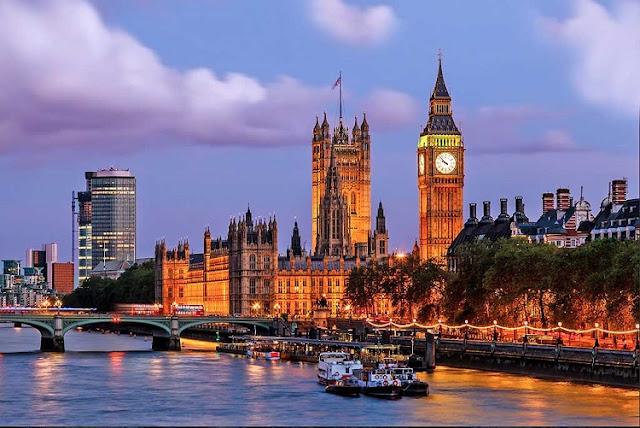Londra yılbaşı turları