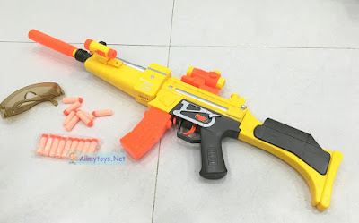 Mp5 Nerf gun toy 2