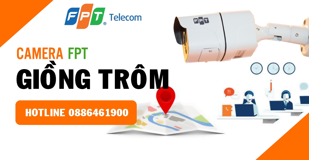 Bảng báo giá lắp camera ở huyện Giồng Trôm - [FPT Camera]