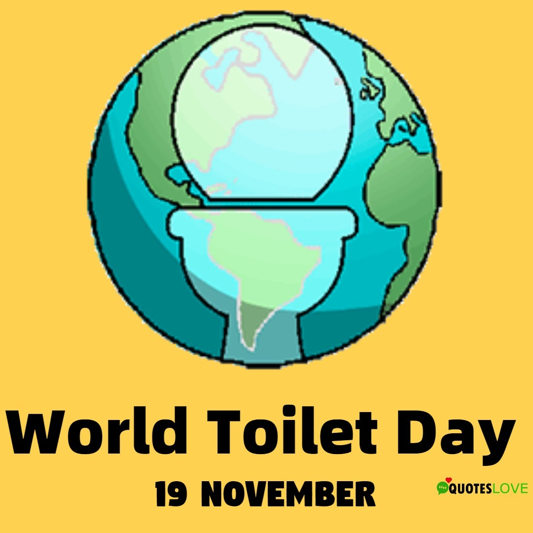 World Toilet Day 2019 Images