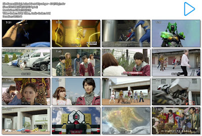 Doubutsu Sentai Zyuohger Episode 09-10 Subtitle Indonesia