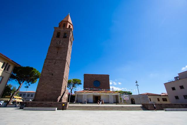Carbonia-Chiesa di San Ponziano