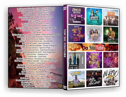 DVD - TOP DO YOUTUBE 2019 - ISO