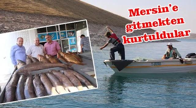Büyükşehir'den balıkçılara destek