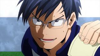 ヒロアカ 飯田天哉 体育祭 | IIDA TENYA | インゲニウム Ingenium | 僕のヒーローアカデミア アニメ | My Hero Academia | Hello Anime !