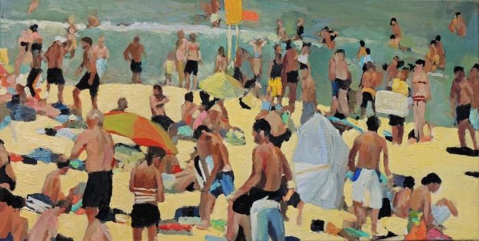 Австралийский художник.