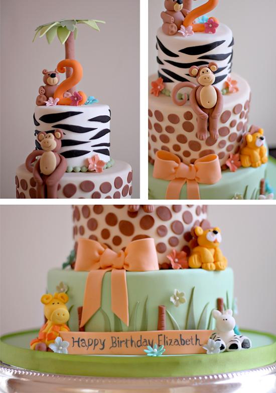 Cake Design Zoo