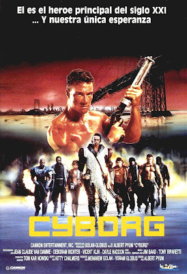 Cyborg [1989] [DVDR1] [Latino]