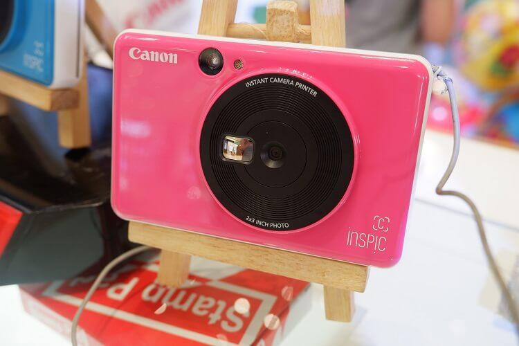 iNSPiC C Instant Camera Printer