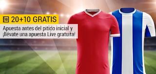 bwin promocion Liverpool vs Oporto 6 marzo