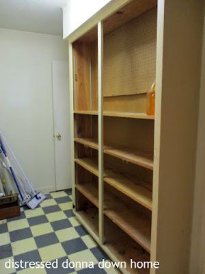 kitchen renovation, preparing for demolition