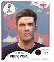 PES 6 Facepack England 2018 by Dewatupai