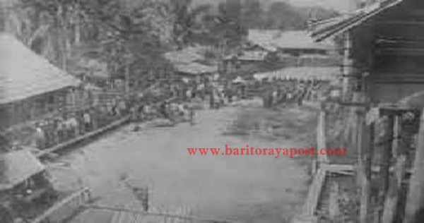 Rapat Damai Suku Dayak di Tumbang Anoi 1894 Penuh Sejarah