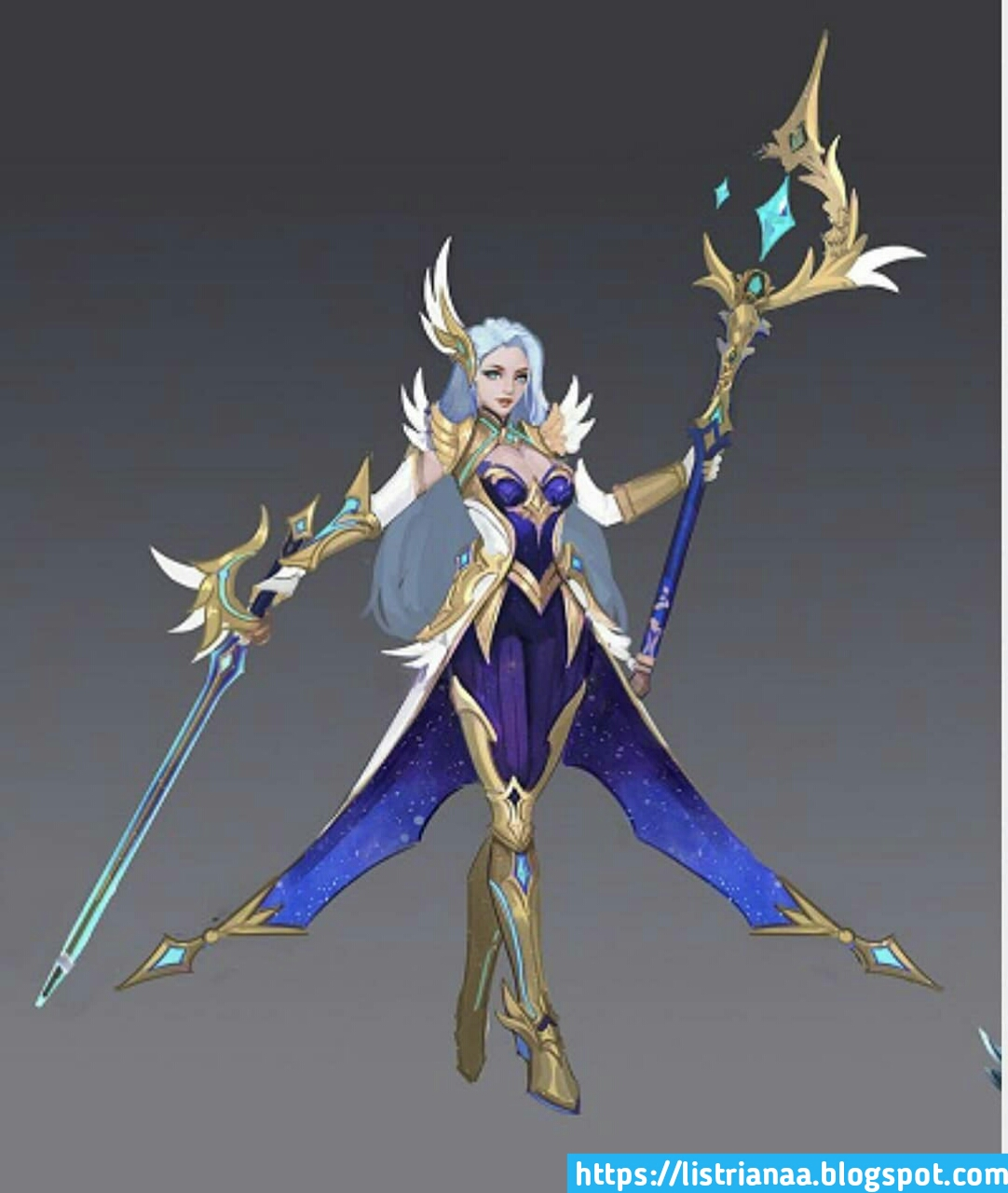 Bocoran Tampilan Skin Zodiak Odette Mobile Legends 2