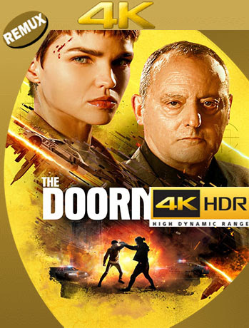 La Portera (The Doorman)  (2020) 1080p 4K Remux Latino [Google Drive] Tomyly